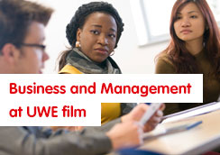 Business and Management film