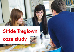Stride Treglown case study