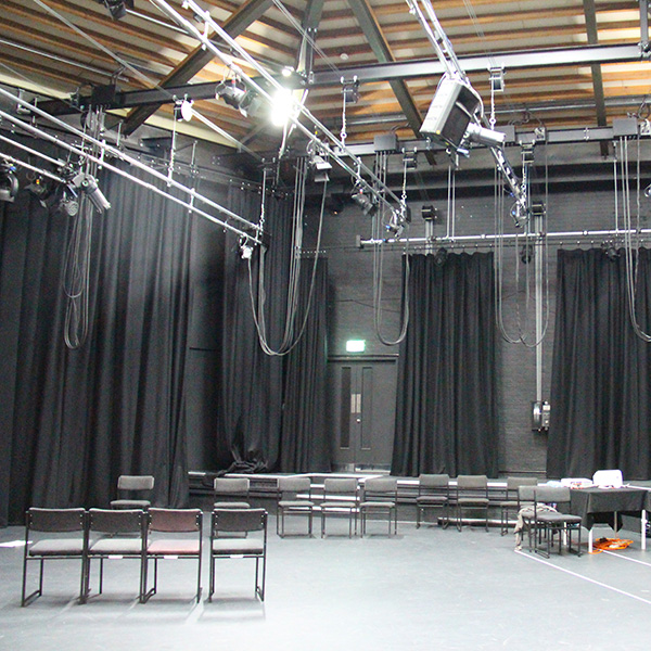 Bower Ashton drama studio