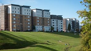 Accommodation - Student Village on Frenchay Campus