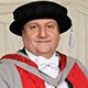 Honorary graduate Andrew Lynch