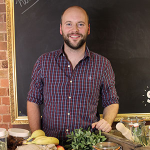 Ben Jones of Graze.com and former UWE Bristol student