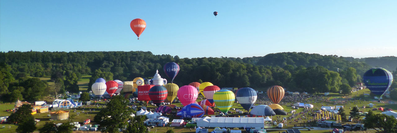 Bristol's International Balloon Fiesta