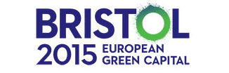 Bristol Green Capital 2015 logo