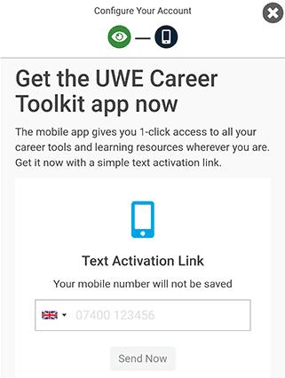 Career Toolkit App - UWE Bristol: Careers services