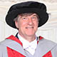 Honorary graduate Sir David Carter