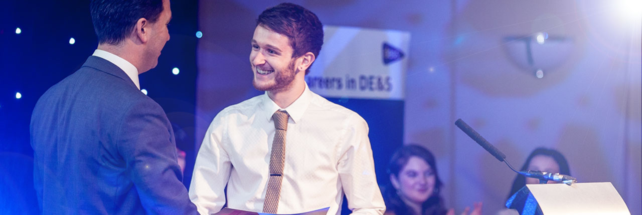 UWE Bristol student wins award at event