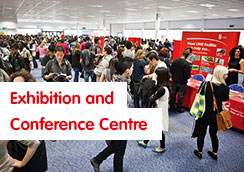 Exhibition and Conference Centre - Venue booking