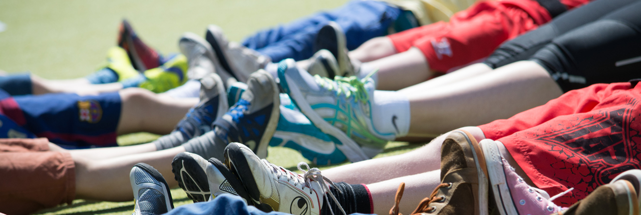 Tag rugby shoes