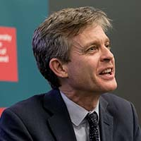 George Weston, Chief Executive of Associated British Foods plc