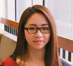 Georgina from China studied at UWE Bristol