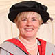 Honorary graduate Gillian Camm