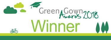 Green Gown Award 2018 logo