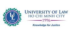Ho Chi Minh City University Of Law Logo