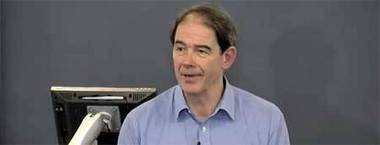 Jonathon Porritt speaking about 'Prospects for Sustainability with a new Government