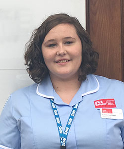 Kimberley - Nursing student at Gloucester Campus