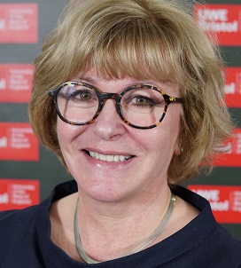 Lisa Opie, Managing Director of BBC Studios UK Production