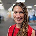 Lydia Robinson, Regional Manager Americas