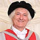 Honorary graduate Mark Edwards