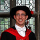 Nathan Filer - UWE Bristol Honorary Graduate