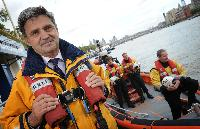 Paul Boissier - Chief Executive of the RNLI