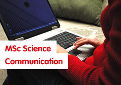 Science Communication MSc