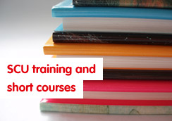 SCU training and short courses