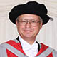 Honorary graduate Stephen Robertson