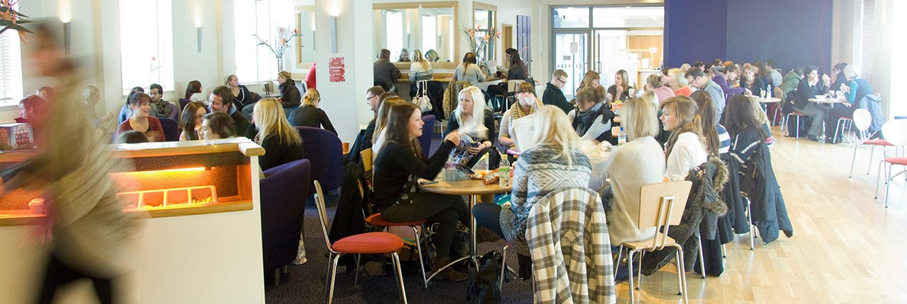 Busy Street Cafe, Frenchay Campus