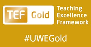 TEF (Teaching Excellence Framework) Gold award
