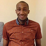 Victor from Nigeria - studied at UWE Bristol