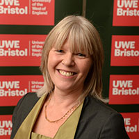 Vikki Heywood at UWE Bristol