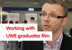 Working with UWE Bristol graduates film